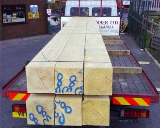 Gower Timber carries an extensive range of sheet materials and panel products